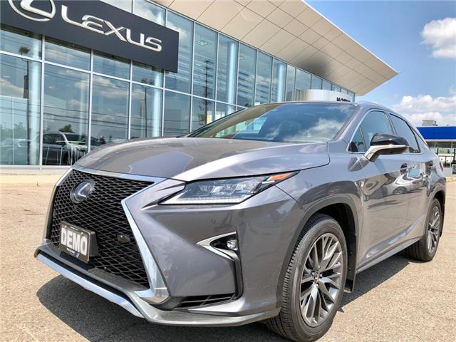 2019 Lexus RX 350 Base (Stk: 191323) in Brampton - Image 1 of 21