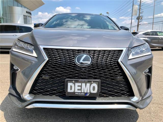 2019 Lexus RX 350 Base (Stk: 191323) in Brampton - Image 2 of 21