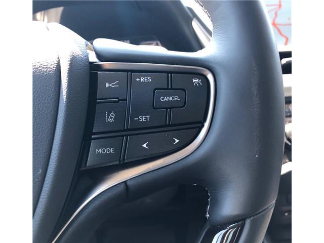 2019 Lexus ES 300h Base (Stk: 39939) in Brampton - Image 12 of 19