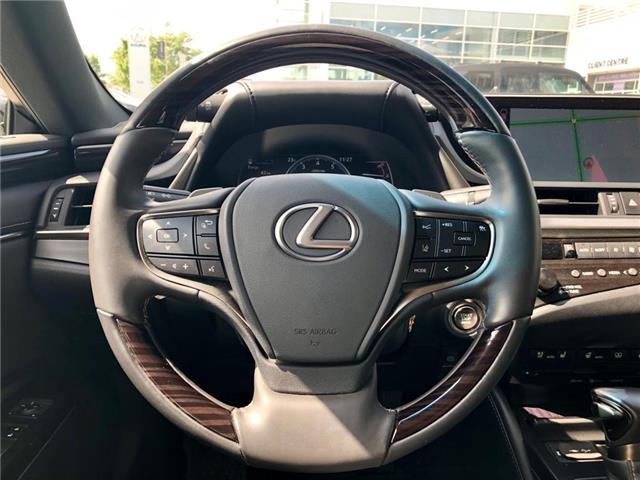 2019 Lexus ES 350 Premium (Stk: 1387) in Brampton - Image 9 of 20