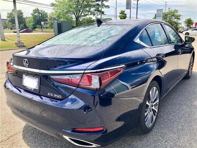 2019 Lexus ES 350 Premium (Stk: 1387) in Brampton - Image 5 of 20