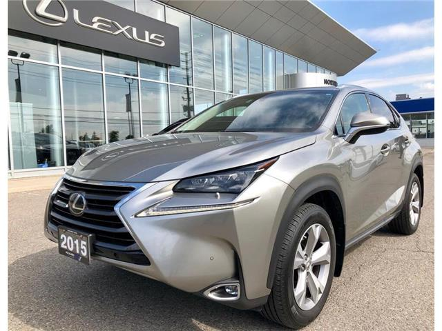 2015 Lexus NX 200t Base (Stk: 033210P) in Brampton - Image 1 of 18
