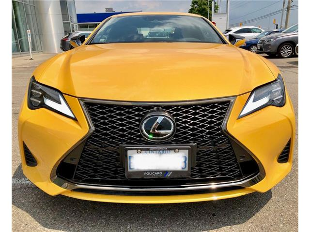 2019 Lexus RC 350 Base (Stk: 9110) in Brampton - Image 2 of 17