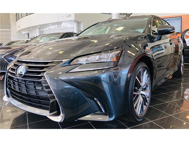 2018 Lexus GS 350 Premium (Stk: 9762) in Brampton - Image 1 of 16
