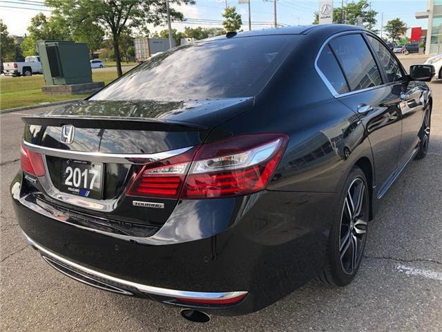 2017 Honda Accord Touring (Stk: 802144T) in Brampton - Image 6 of 22
