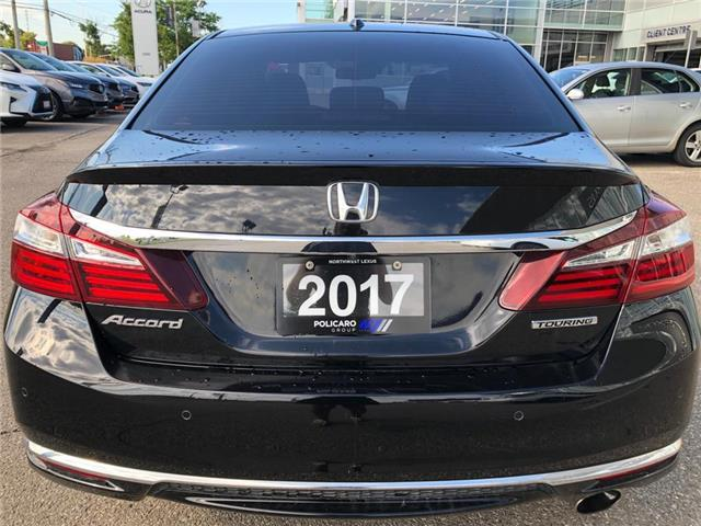 2017 Honda Accord Touring (Stk: 802144T) in Brampton - Image 7 of 22