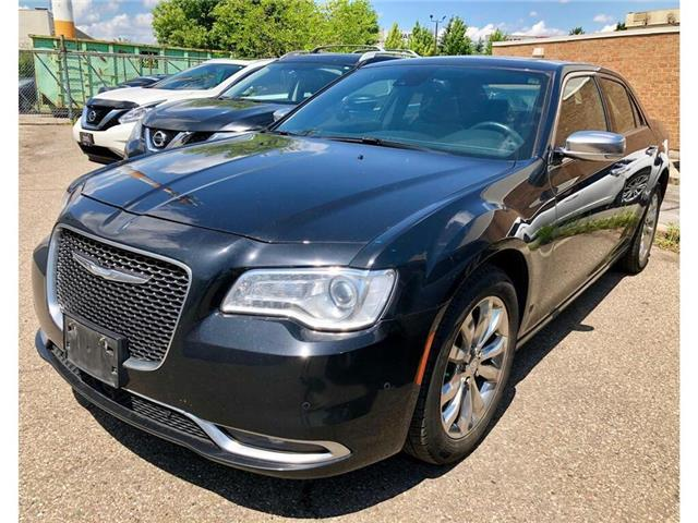 2015 Chrysler 300C Platinum (Stk: 763693T) in Brampton - Image 1 of 4