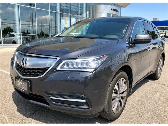 2016 Acura MDX Navigation Package (Stk: 508019T) in Brampton - Image 1 of 14