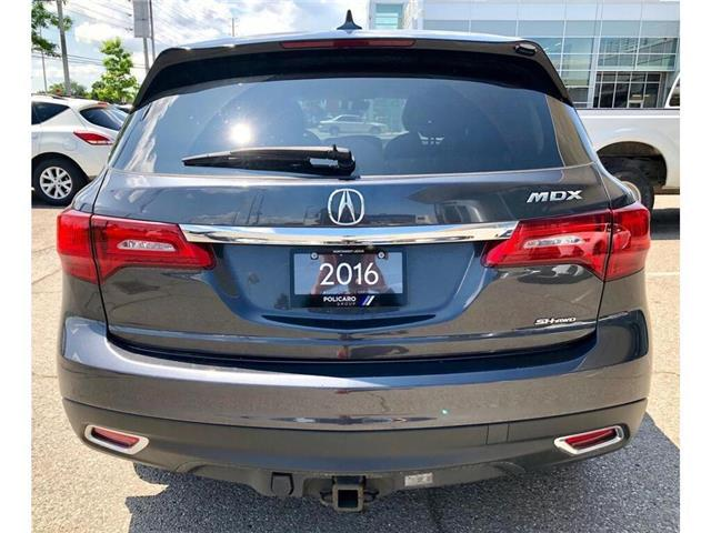 2016 Acura MDX Navigation Package (Stk: 508019T) in Brampton - Image 7 of 14