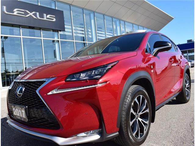 2017 Lexus NX 200t Base (Stk: 138934X) in Brampton - Image 1 of 22