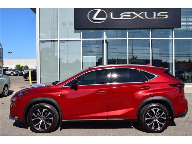 2017 Lexus NX 200t Base (Stk: 138934X) in Brampton - Image 4 of 22