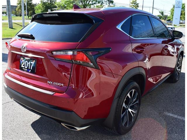 2017 Lexus NX 200t Base (Stk: 138934X) in Brampton - Image 6 of 22