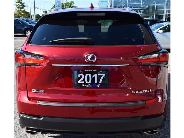 2017 Lexus NX 200t Base (Stk: 138934X) in Brampton - Image 7 of 22