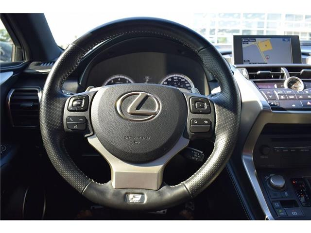 2017 Lexus NX 200t Base (Stk: 138934X) in Brampton - Image 19 of 22