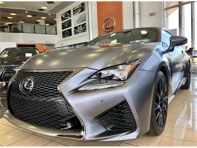 2019 Lexus RC F Base (Stk: 7166) in Brampton - Image 1 of 18