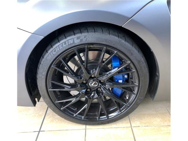 2019 Lexus RC F Base (Stk: 7166) in Brampton - Image 7 of 18