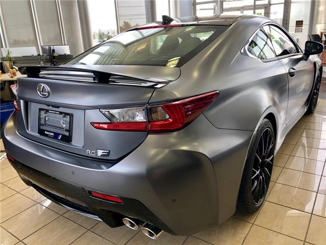 2019 Lexus RC F Base (Stk: 7166) in Brampton - Image 6 of 18