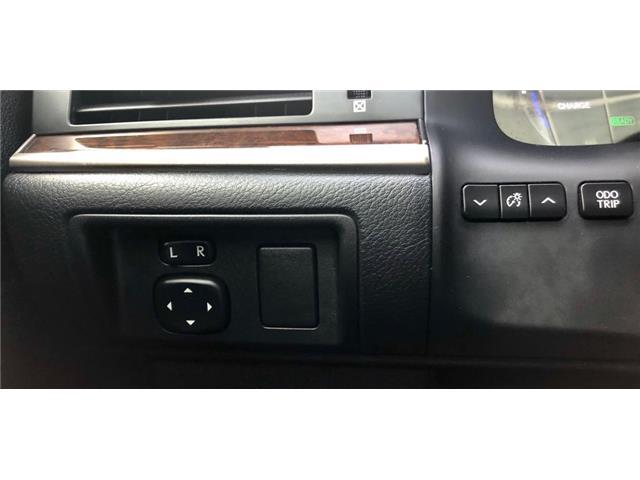 2014 Lexus ES 300h Base (Stk: 073874P) in Brampton - Image 18 of 21