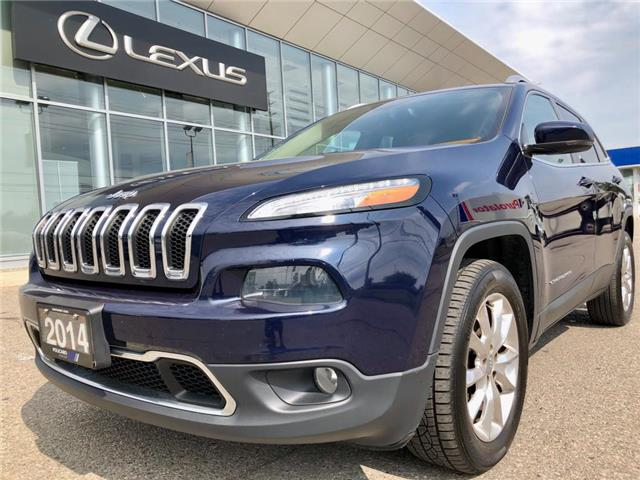 2014 Jeep Cherokee Limited (Stk: 182008T) in Brampton - Image 1 of 25