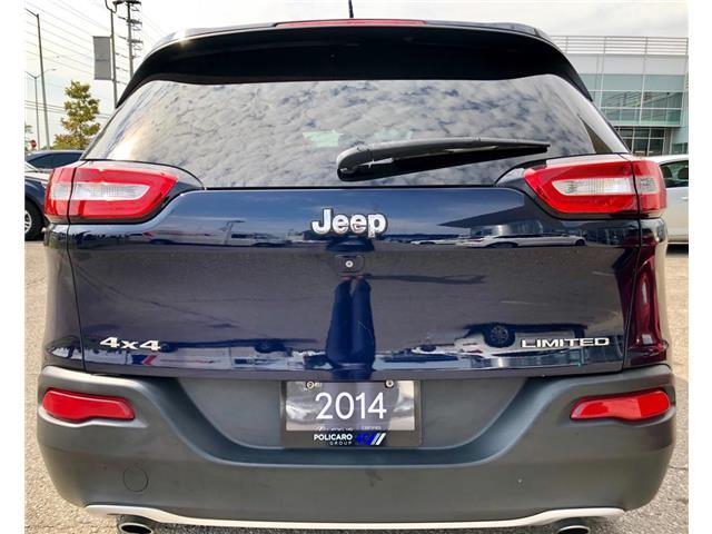2014 Jeep Cherokee Limited (Stk: 182008T) in Brampton - Image 7 of 25