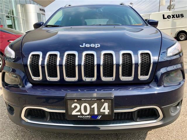 2014 Jeep Cherokee Limited (Stk: 182008T) in Brampton - Image 3 of 25