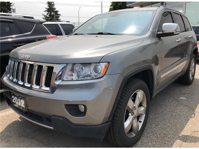 2012 Jeep Grand Cherokee Overland (Stk: 171549T) in Brampton - Image 1 of 7