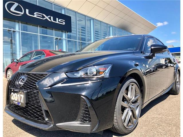 2017 Lexus IS 300 Base (Stk: 015139T) in Brampton - Image 1 of 20