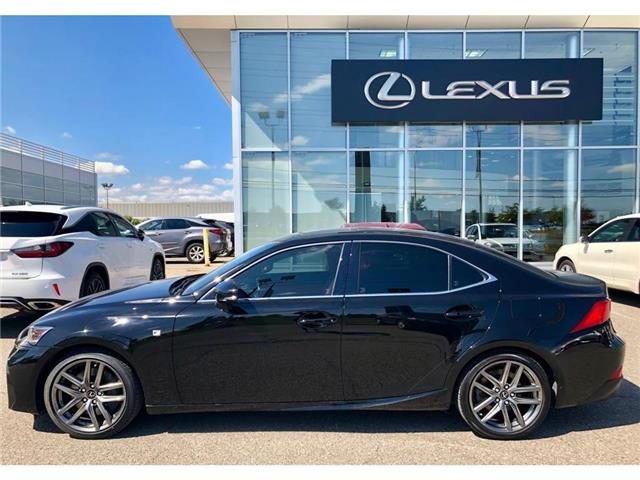 2017 Lexus IS 300 Base (Stk: 015139T) in Brampton - Image 5 of 20