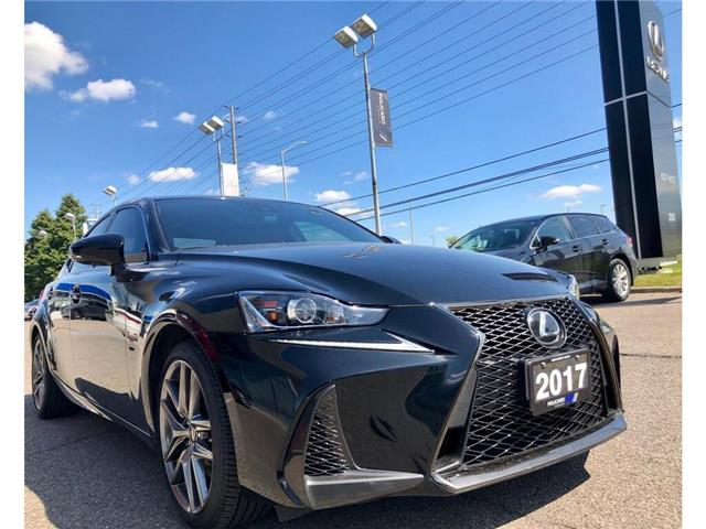2017 Lexus IS 300 Base (Stk: 015139T) in Brampton - Image 6 of 20