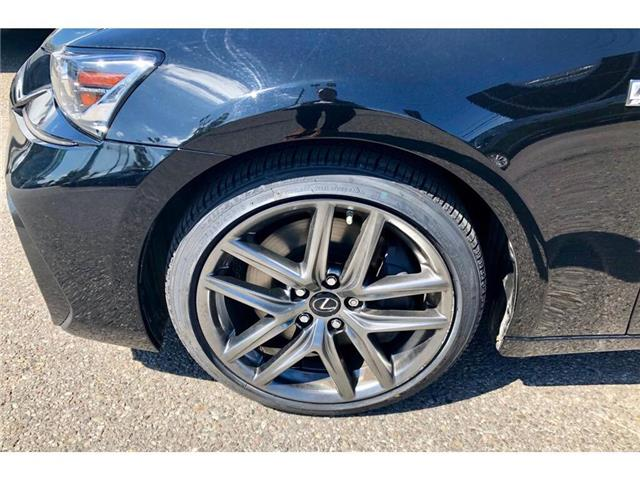 2017 Lexus IS 300 Base (Stk: 015139T) in Brampton - Image 10 of 20
