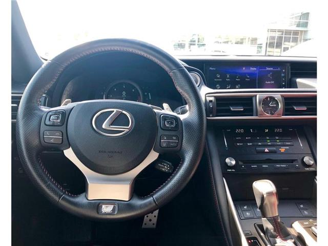 2017 Lexus IS 300 Base (Stk: 015139T) in Brampton - Image 20 of 20