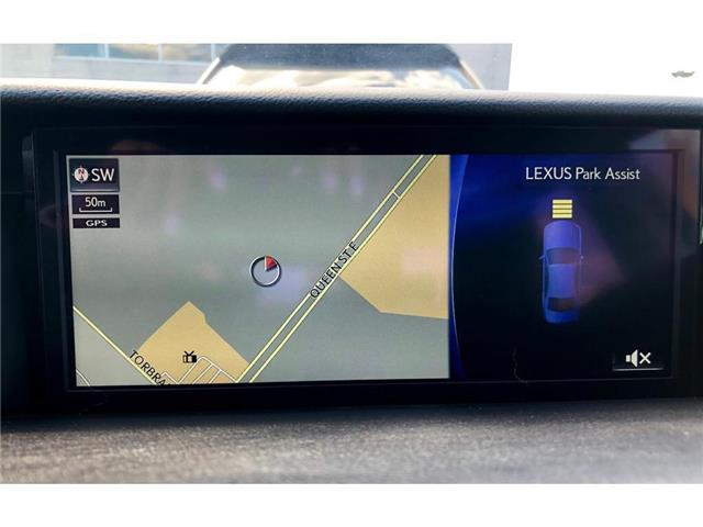 2017 Lexus IS 300 Base (Stk: 021502T) in Brampton - Image 15 of 22
