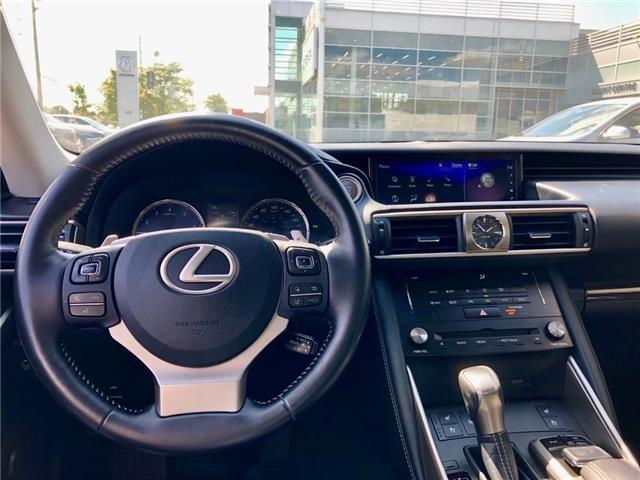 2017 Lexus IS 300 Base (Stk: 021502T) in Brampton - Image 22 of 22