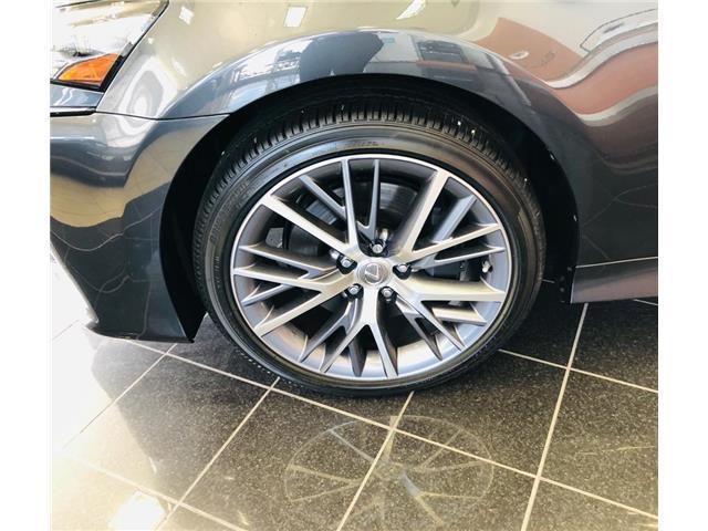 2018 Lexus GS350 AWD SEDAN (Stk: 009762I) in Brampton - Image 8 of 16