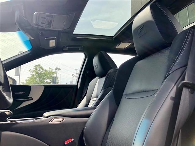 2018 Lexus LS500 AWD SEDAN (Stk: 003057I) in Brampton - Image 17 of 27