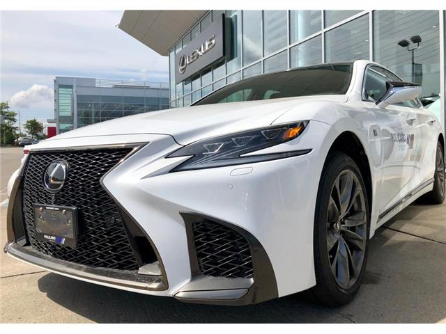 2018 Lexus LS500 AWD SEDAN (Stk: 003057I) in Brampton - Image 1 of 27
