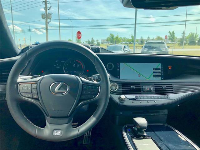 2018 Lexus LS500 AWD SEDAN (Stk: 003057I) in Brampton - Image 27 of 27