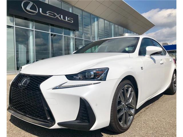 2018 Lexus IS300 SEDAN (Stk: 033751I) in Brampton - Image 1 of 24