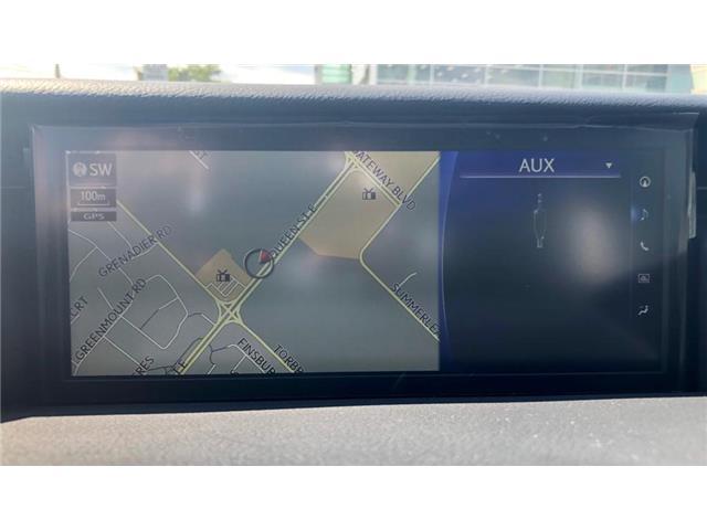 2018 Lexus IS300 SEDAN (Stk: 033751I) in Brampton - Image 13 of 24