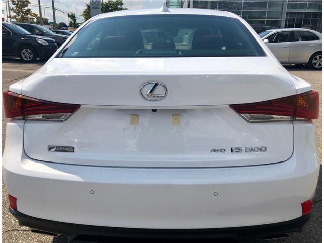 2018 Lexus IS300 SEDAN (Stk: 033751I) in Brampton - Image 6 of 24