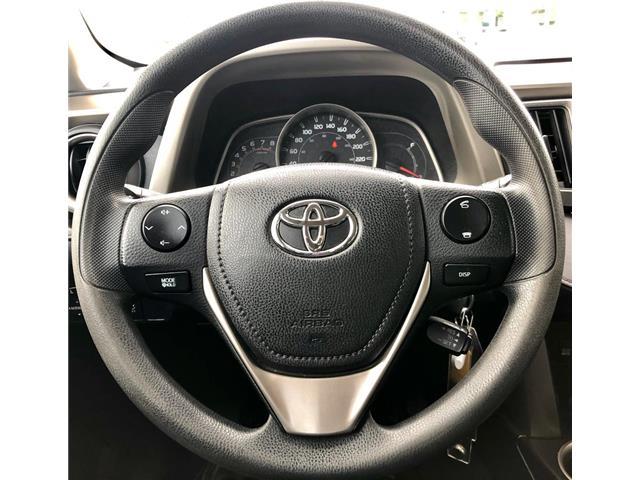2015 Toyota RAV4 LE (Stk: 333226T) in Brampton - Image 12 of 19