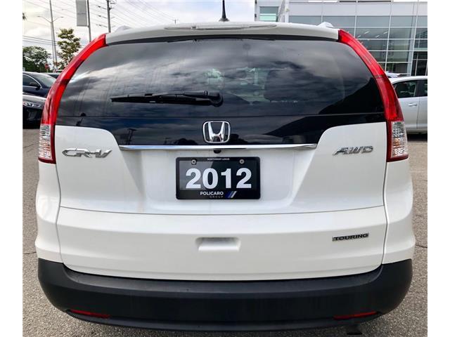 2012 Honda CR-V Touring (Stk: 116305X) in Brampton - Image 10 of 26