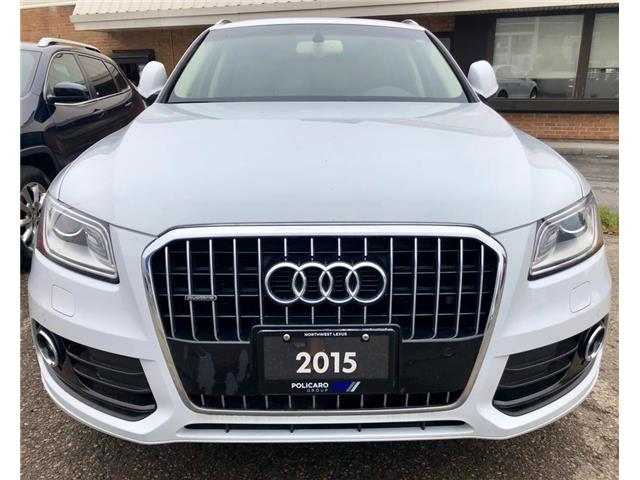 2015 Audi Q5 3.0T Progressiv (Stk: 022729X) in Brampton - Image 3 of 8