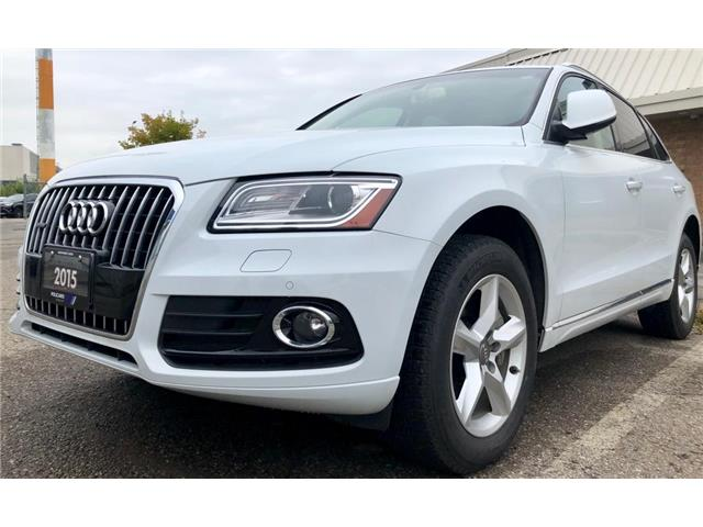 2015 Audi Q5 3.0T Progressiv (Stk: 022729X) in Brampton - Image 1 of 9