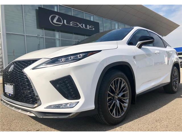 2020 Lexus RX 350 Base (Stk: 214130) in Brampton - Image 1 of 28