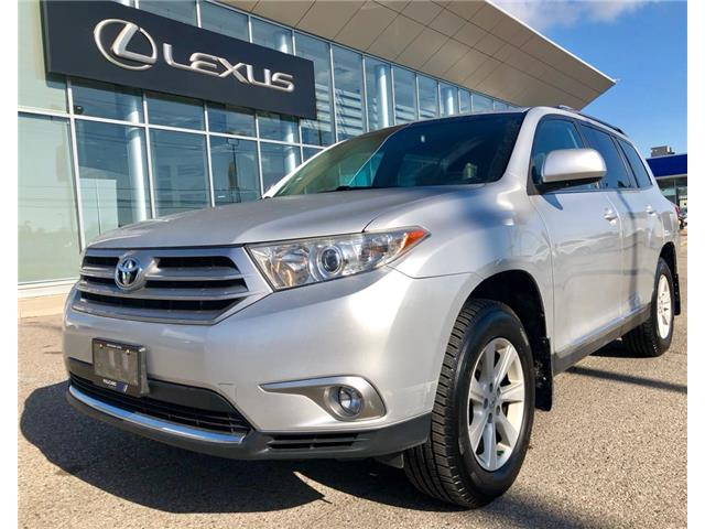 2013 Toyota Highlander  (Stk: 201879T) in Brampton - Image 1 of 25