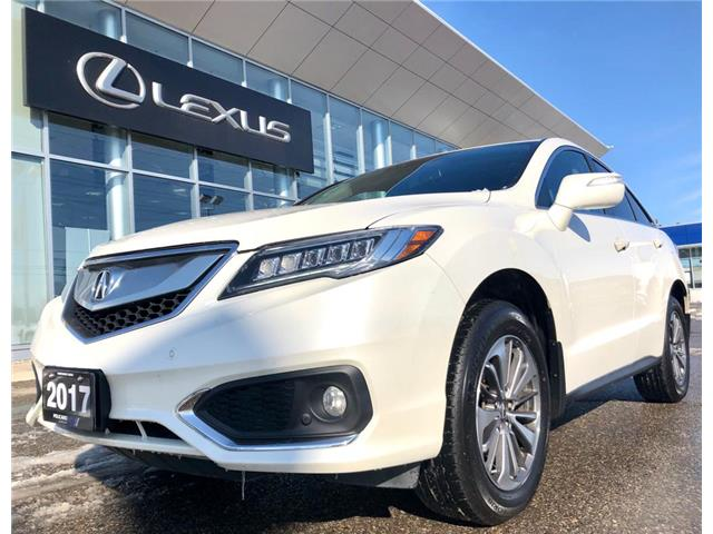 2017 Acura RDX Elite (Stk: 807715T) in Brampton - Image 1 of 29