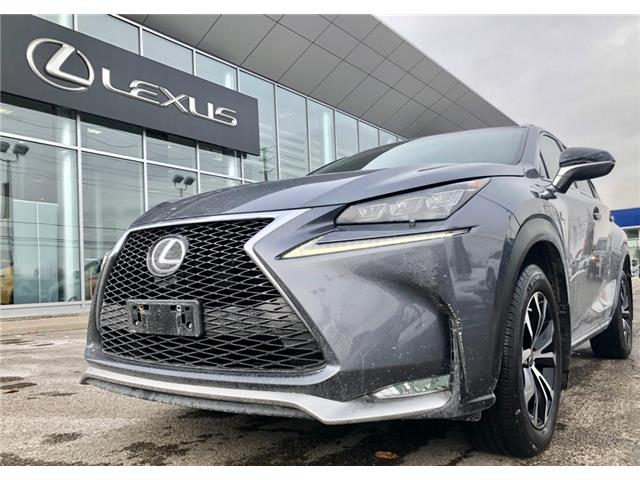 2017 Lexus NX 200t Base (Stk: 101804T) in Brampton - Image 1 of 25