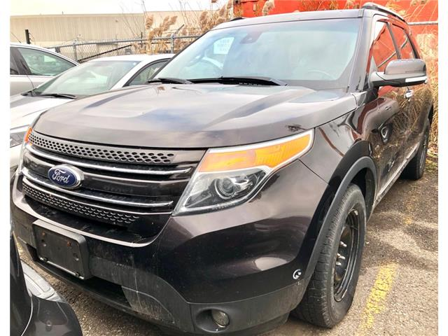2013 Ford Explorer Limited (Stk: C54468T) in Brampton - Image 1 of 15