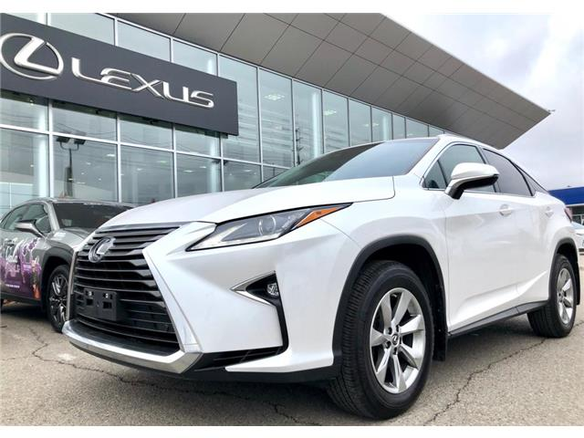 2018 Lexus RX 350 Base (Stk: 143831T) in Brampton - Image 1 of 26